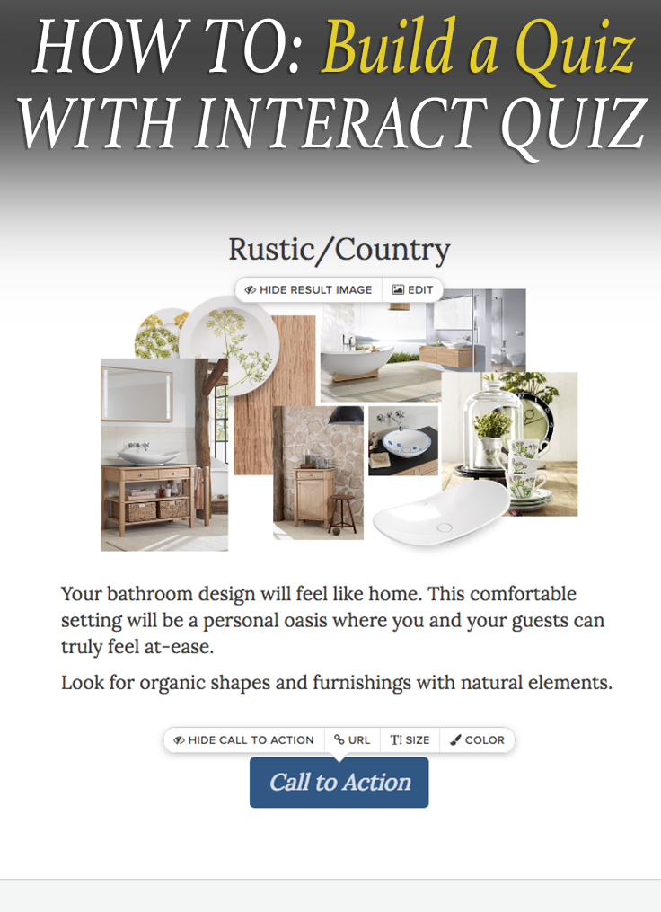 How to: Use Interact Quiz to Generate Leads