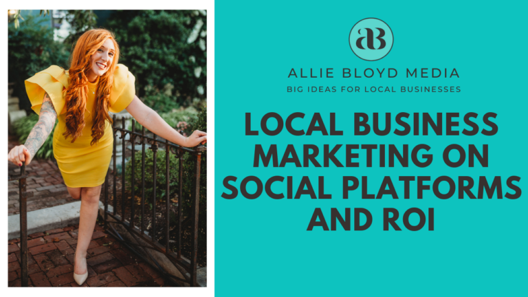 How local businesses can improve ROI on ad spend