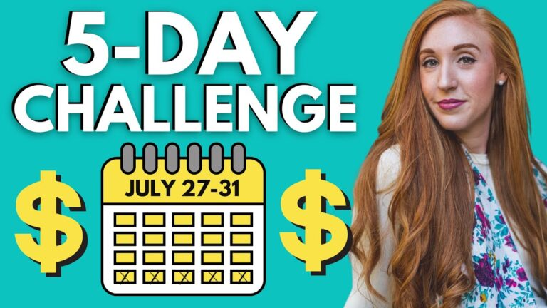 The 5-Day Challenge Strategy: How to Turn Content Into Cash