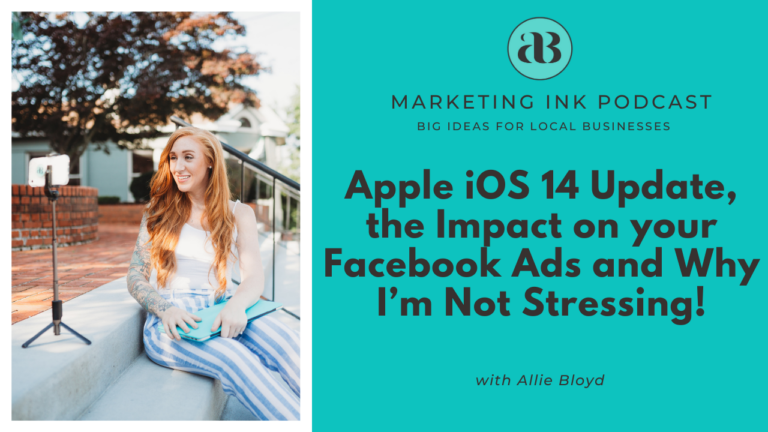 Apple iOS 14 Update, the Impact on your Facebook Ads and Why I'm Not Stressing!